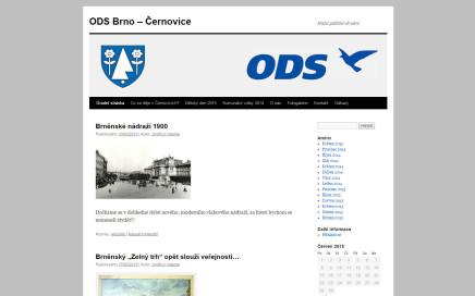 ODS - Černovice